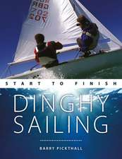 Dinghy Sailing – Start To Finish