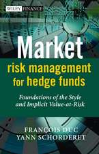 Market Risk Management for Hedge Funds: Foundations of the Style and Implicit Value–at–Risk