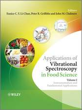 Applications of Vibrational Spectroscopy in Food Science