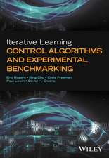 Iterative Learning Control Algorithms and Experimental Benchmarking