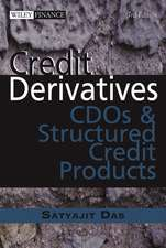 Credit Derivatives: CDOs and Structured Credit Products