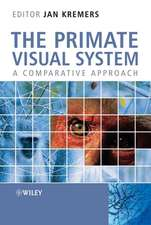 The Primate Visual System: A Comparative Approach