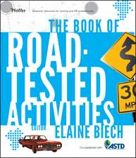 The Book of Road-Tested Activities:  Analytic Uses of Process Information