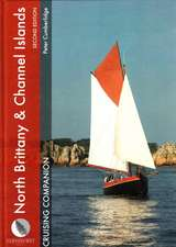 North Brittany and Channel Islands Cruising Companion