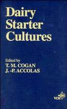 Dairy Starter Cultures
