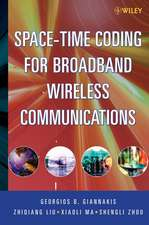Space–Time Coding for Broadband Wireless Communications