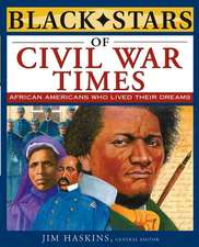Black Stars of Civil War Times