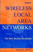 Wireless Local Area Networks: The New Wireless Revolution