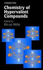 Chemistry of Hypervalent Compounds