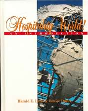 Hospitality World!: An Introduction