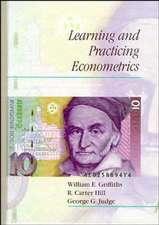 Learning and Practicing Econometrics