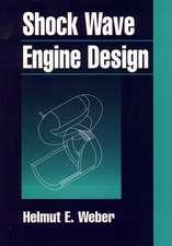 Shock Wave Engine Design