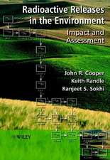 Radioactive Releases in the Environment: Impact and Assessment