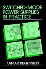 Switched–Mode Power Supplies in Practice