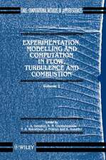 Experimentation Modeling and Computation in Flow, Turbulence and Combustion: Experimentation, Modelling & Computationin Flow, Turbulence & Combustion V 1