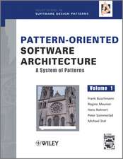Pattern–Oriented Software Architecture