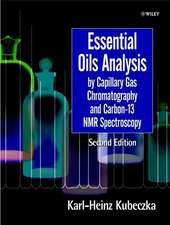 Essential Oils Analysis by Capillary Gas Chromatography and Carbon–13 NMR Spectroscopy