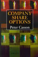Company Share Options