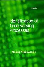 Identification of Time–varying Processes