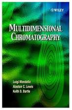 Multidimensional Chromatography