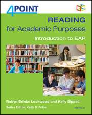4 Point Reading for Academic Purposes: Introduction to EAP
