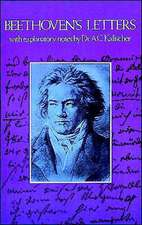 Beethoven's Letters