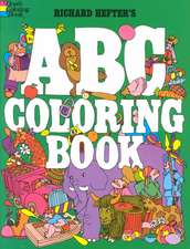 ABC Coloring Book:  A Treasury of Lesser-Known Examples