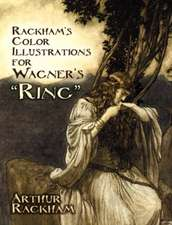"Rackham's Color Illustrations for Wagner's ""Ring"":  1,419 Copyright-Free Illustrations of Mammals, Birds, Fish, Insects, Etc"