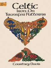 Celtic Iron-On Transfer Patterns