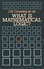 What Is Mathematical Logic?:  24 Art Cards