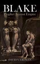 Blake:  Prophet Against Empire