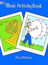 Music Activity Book