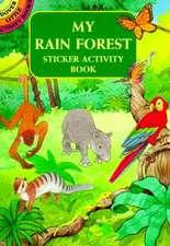 My Rain Forest Sticker Activity Book
