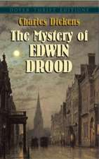 The Mystery of Edwin Drood:  Stained Glass Coloring Book
