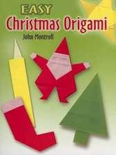 Easy Christmas Origami