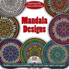 Mandala Designs [With CDROM]:  The Joy of Cats