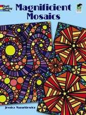Magnificent Mosaics Coloring Book