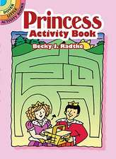 Princess Activity Book