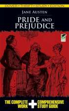 Pride and Prejudice Thrift Study Edition:  The Complete Work & Comprehensive Study Guide