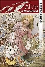 Alice in Wonderland Postcards:  With Separate Violin Part