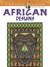 African Designs:  Transcribed for Piano
