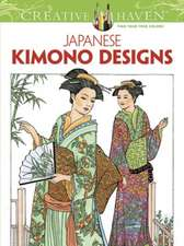 Creative Haven:  Japanese Kimono Designs