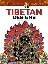 Tibetan Designs Coloring Book:  Write Your Own Crazy Comics #1