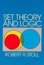 Set Theory and Logic:  An Introduction