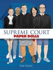 Supreme Court Paper Dolls