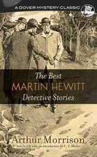 Best Martin Hewitt Detective Stories