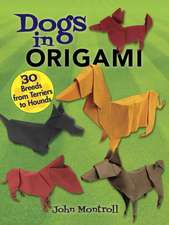 Dogs in Origami