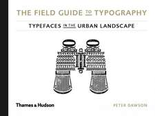 Dawson, P: The Field Guide to Typography