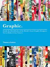 Graphic: Inside the Sketchbooks of World's Great Designers