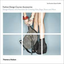 Fashion Design Course: Accessories